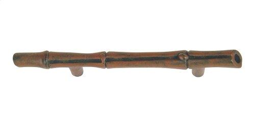 Bamboo Pull 3 Inch (c-c) - Rust