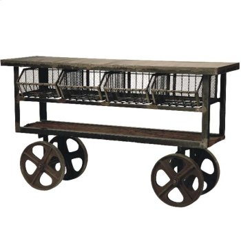 Industrial Trolley Product Image