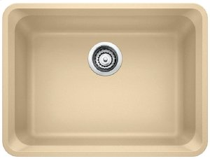 Blanco Vision Single Bowl - Biscotti