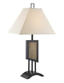 Metal / Tile Lamp