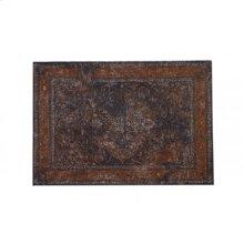 Rug 230x160 cm BALAD dark brown