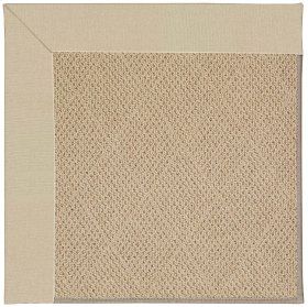 Creative Concepts-Cane Wicker Canvas Antique Beige