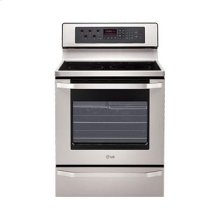 Studio Series-Freestanding Electric Range with Dual Convection System
