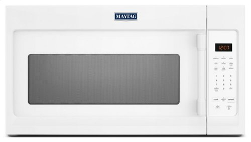 Compact Over-The-Range Microwave - 1.7 Cu. Ft.