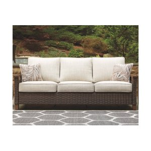 Ashley Furniture Sofa With Cushion