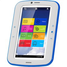 Polaroid Kids Quad Core Tablet - Blue, PTAB782