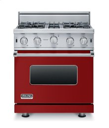 "30"" Open Burner Gas Range, Natural Gas"