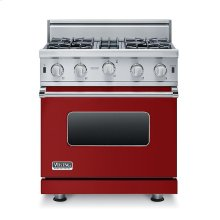 "30"" Open Burner Gas Range, Propane Gas"
