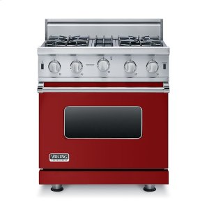 "Viking30"" Open Burner Gas Range, Propane Gas"