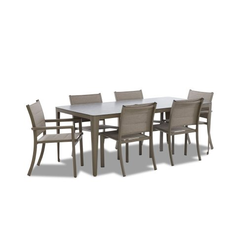 Urban Retreat Rect Dining Table 79""