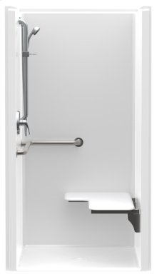 1363BFSD - FreedomLine Shower