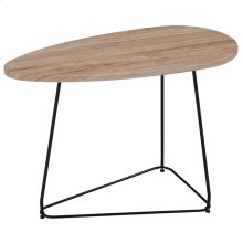 Onyx Accent Table in Natural