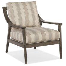 Living Room Sassafrass Exposed Wood Chair