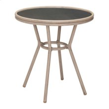 Marseilles Bistro Table Dark Brown