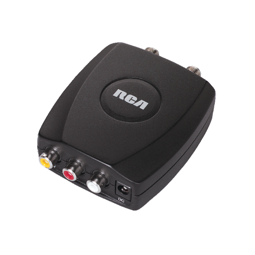 Compact RF modulator