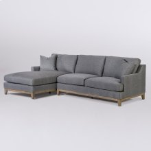 Grant Sectional - Left Facing Chaise (LAF)