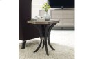 Symphony Round End Table Product Image