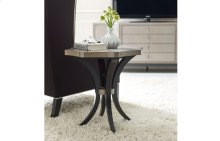 Symphony Round End Table