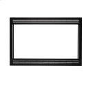 Frigidaire Black 27'' Microwave Trim Kit Product Image