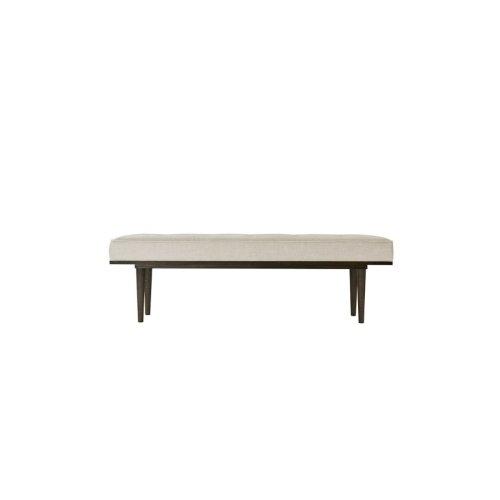 Lang Bench, #plain# - Anise