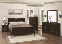 Twin 4pc Set (T.BED,NS,DR,MR)