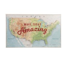 """Make Today Amazing"" Wall Decor"