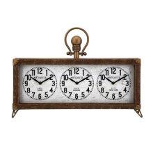 Westville Clock