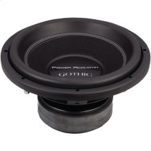 """Gothic Series 2 Dual Voice-Coil Subwoofer (12"""", 2,500 Watts)"""