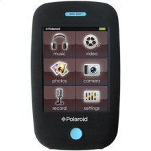 Polaroid 2.8 Inch Music And Video Player with Built-In Camera and Touch Screen Display - PMP287C-4