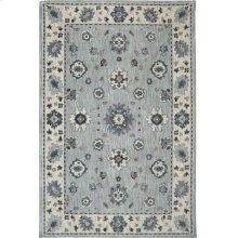 Kirkwall Willow Grey Rectangle 5ft 3in X 7ft 10in