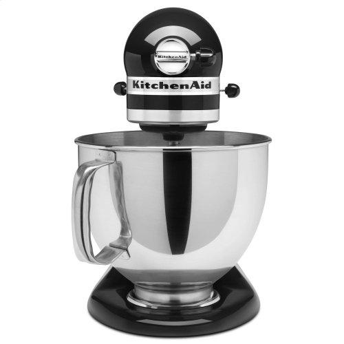 Exclusive Artisan® Series Stand Mixer & Ceramic Bowl Set - Onyx Black