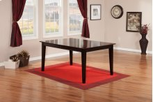 Montreal Dining Table 36x48 in Espresso