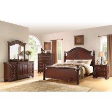 antoinette king 4 piece bedroom set