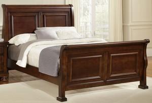 Sleigh Bed (Queen)