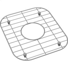 "Dayton Stainless Steel 12-7/16"" x 10-11/16"" x 1"" Bottom Grid"