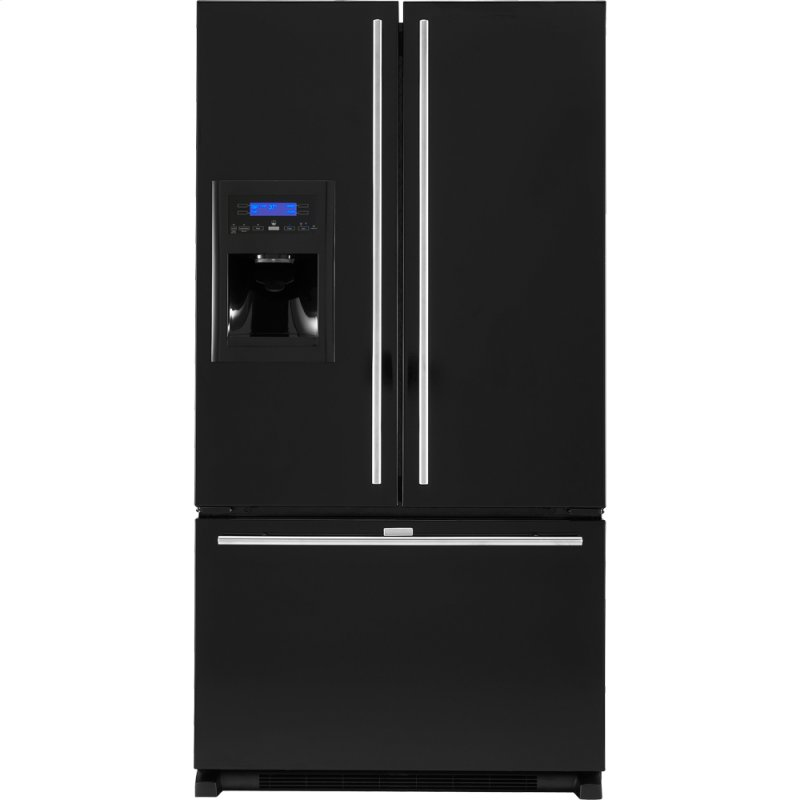 Jenn Air Counter Depth Refrigerator French Door: Jenn Air Cabinet Depth French Door Refrigerator With