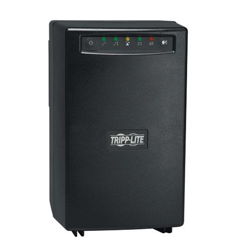 TAA-Compliant OmniVS 120V 1500VA 940W Line-Interactive UPS, Extended Run, Tower, USB port