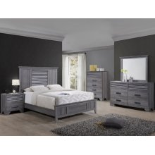 Crown Mark B4760 Sarter King Bedroom