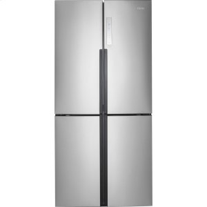 Haier16.4 Cu. Ft. Quad Door Refrigerator