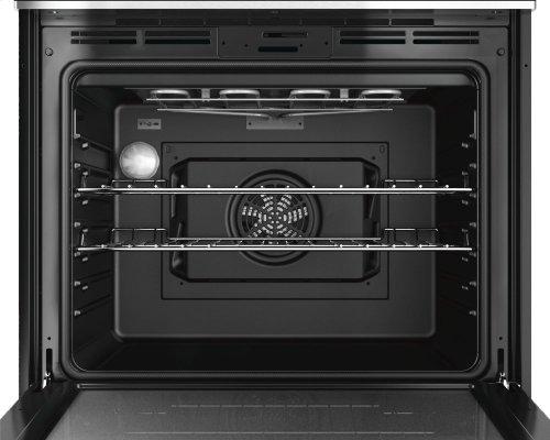 "500 Series, 30"", Single Wall Oven, SS, EU Convection, Knob Control"