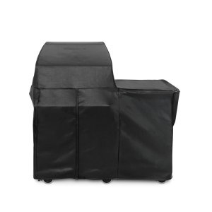 LynxSmoker Carbon Fiber Vinyl Cover (Mobile Kitchen Cart)