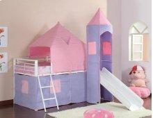 Princess Castle Loft Bed (Twin size)