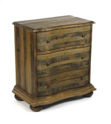 Recycle Pine Bedside Chest