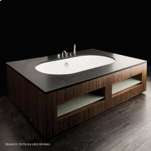 Natural Cherry TUB00S, Piazza