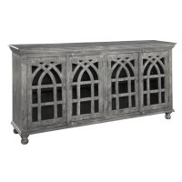 Gothic Entertainment Center Product Image
