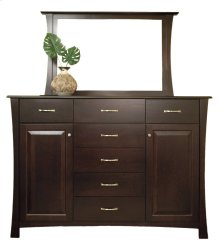 Clarington Gentleman's 7 Drawer Chest