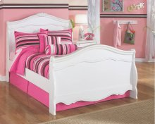 Exquisite - White 3 Piece Bed Set (Full)