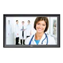 """42"""" class (42.0"""" measured diagonally) Hospital Grade LCD Widescreen HDTV with HD-PPV Capability"""