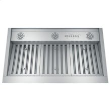 "36"" WiFi Enabled Designer Custom Insert w/ Dimmable LED Lighting"