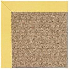 Creative Concepts-Raffia Canvas Buttercup Machine Tufted Rugs